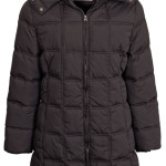 Women's Long Down Filled Parka With Hood