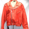 Mc Men Biker Leather Jacket