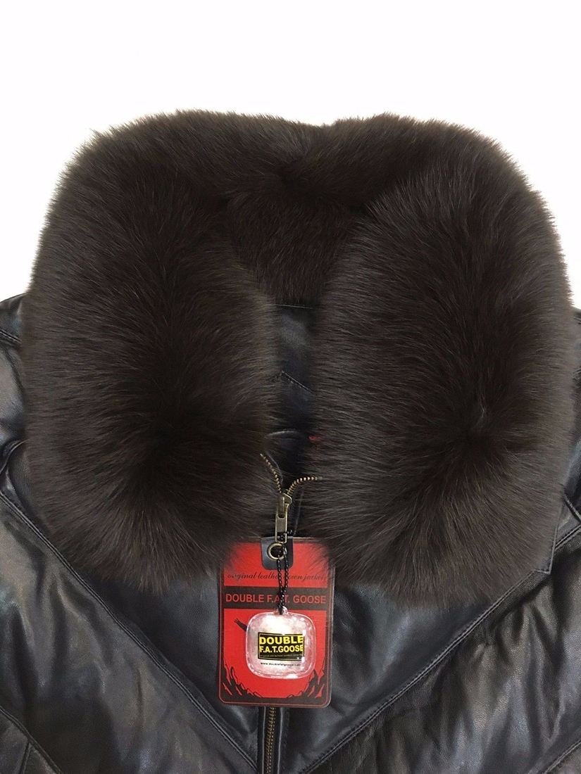 double goose v bomber jacket for sale