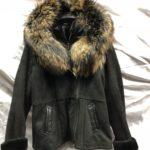 Women's Sheepskin short jacket