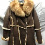 Women's Genuine Sheepskin Shearling