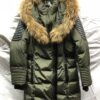 Women, Down jacket with real fur