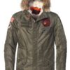 Men's Nylon Fishtail N-3B Jacket