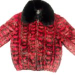 Men Mink Bomber
