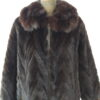 Women Section Mink Jacket