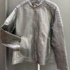 Men's Smooth Lamb Leather Jacket