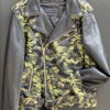 MEN CAMOUFLAGE MOTORCYCLE JACKET'S